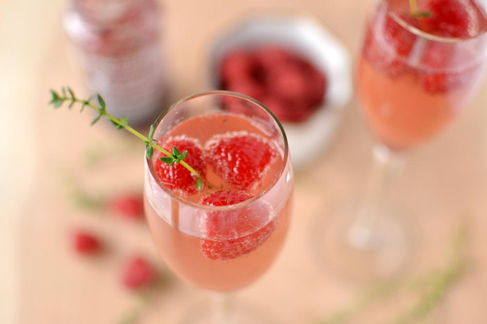 kitskitchen Jam Cocktail for Valentine's Day