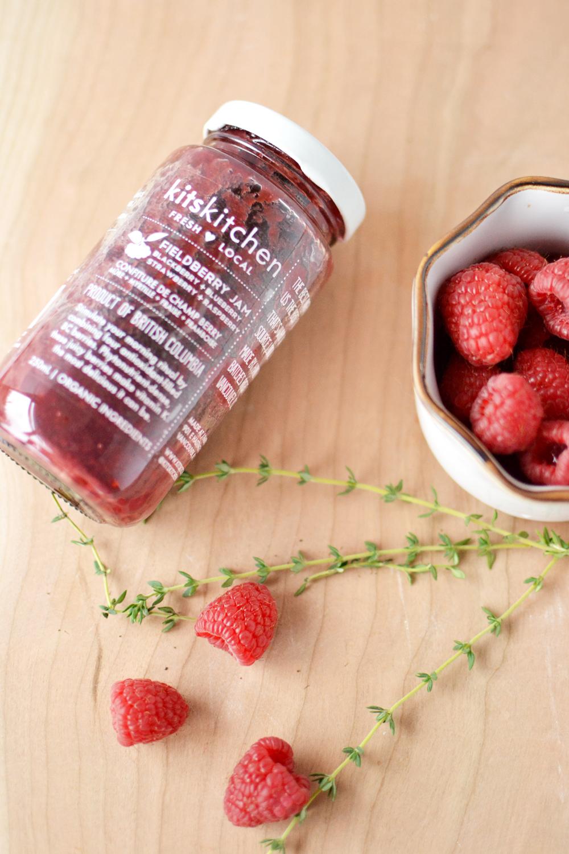 kitskitchen Field Berry Jam