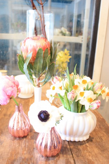 Bouquet Making 101: Tips to making your vases look like a flourist's