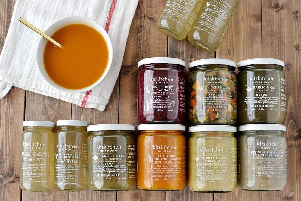 kitskitchen Soup Reset at The Juicery Co